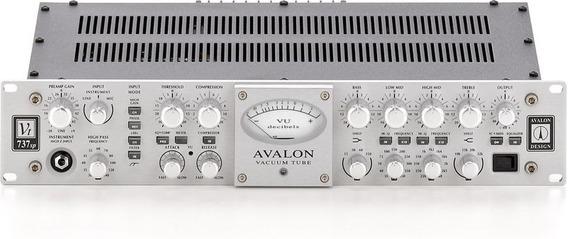 Avalon Vt 737 (nota Fiscal, Garantia, 12x Sem Juros)
