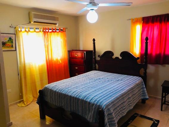 Apartamento Amueblado En Renta En Puerto Plata.