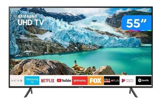 Smart Tv 4k Led 55 Samsung Un55ru7100gxzd Wi-fi Bluetooth