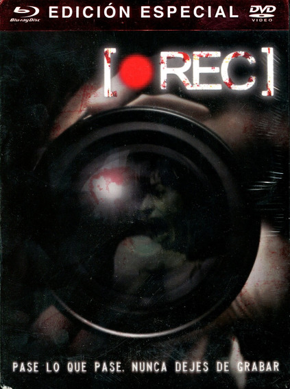 Bluray Y Dvd Rec ( Rec ) 2007 - Jaume Balaguero / Manuela Ve