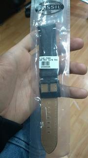 Pulsos Reloj Fossil Cuero 22,24,26 Milimetros Original+envio