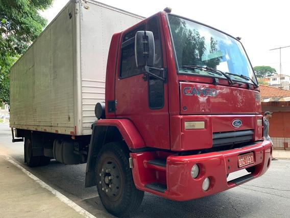 Ford Cargo 1317 Baú Plataforma