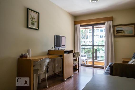 Apartamento Para Aluguel - Jardim Paulista, 1 Quarto, 45 - 893020913
