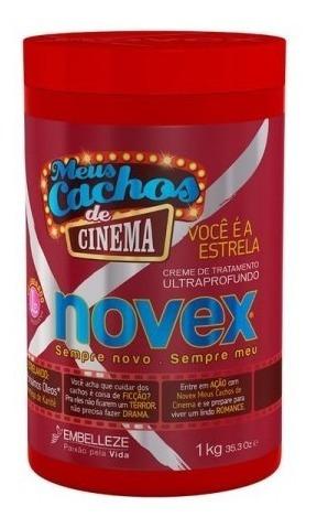 Novex Cachos De Cinema Tratamiento - g a $59