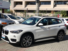 Bmw X1 2.0 Turbo Activeflex Xdrive 25i Sport 2016 Top