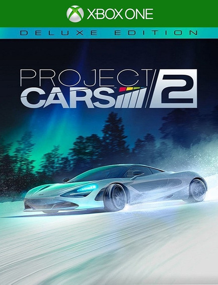 Project Cars 2 Deluxe - Xbox One 25 Dígitos