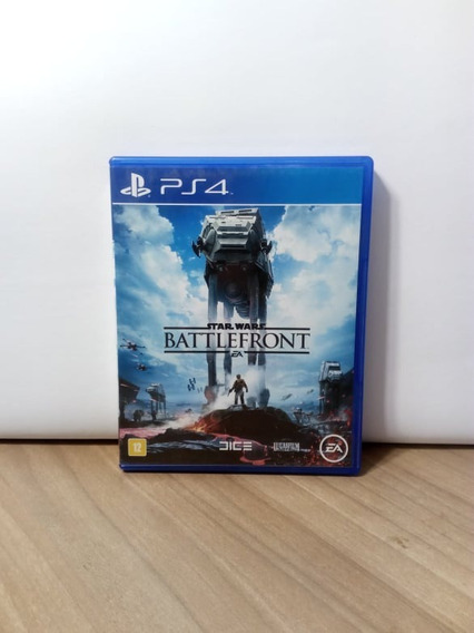 Star Wars Battlefront Ps4 Usado