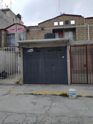 Casa En Venta En Los Alcatraces, Santa Maria Chiconautla, Ecatepec, Edo Mex