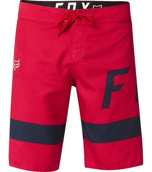 Boardshort Fox Listless Rojo