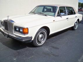 Rolls Royce Mod Silver Spur Ano 1983