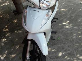 Honda Biz Ex Branca