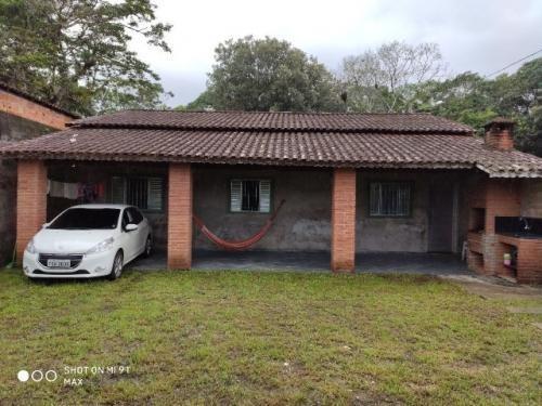 Imagem 1 de 9 de Casa Litoral Sul  Com 10 Vagas Garagem 304m²- Ref. 7593/dz