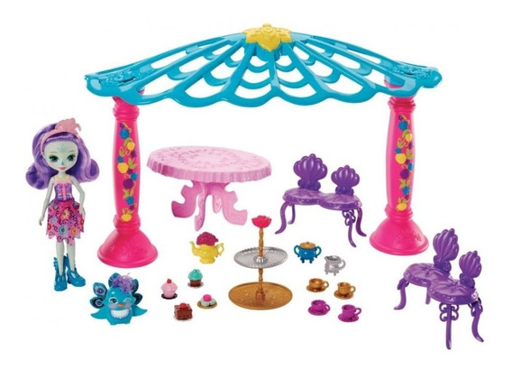 Playset Quisque Enchantimals Frh49 Mattel