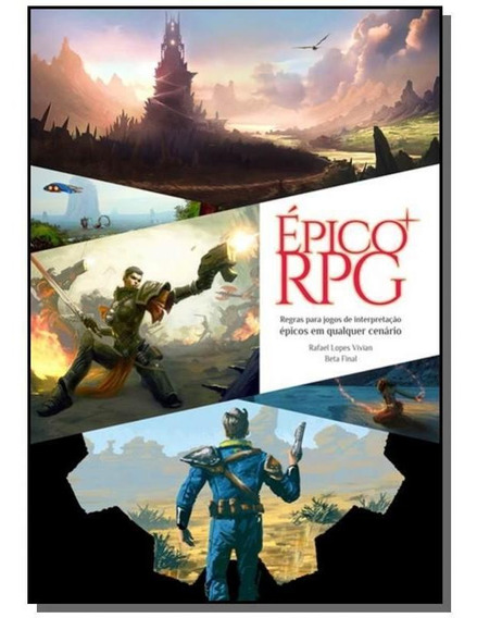 Épico Rpg - Beta Final