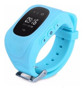 Relógio Smartwatch Q50 Kids Gps Idoso Telefone Localizador