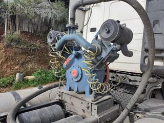 Carreta E Compressor