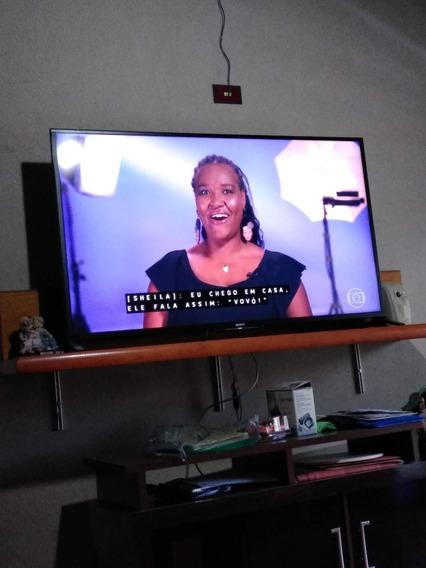 Tv Sony 60 Smart Com Defeito Após Queda De Raio