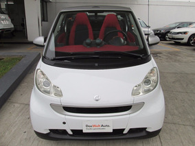 Smart Fortwo 2010 1.0 Cabriolet Passion