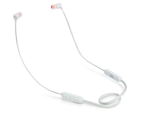 Fone De Ouvido Jbl T110bt Bluetooth Branco