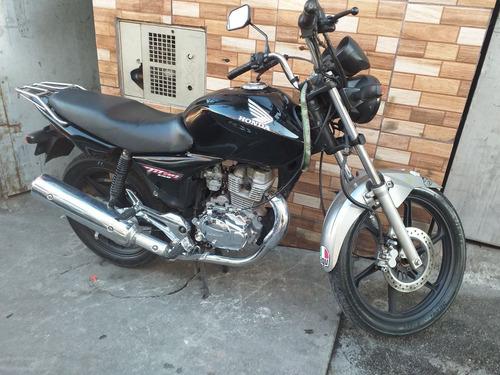 Imagem 1 de 7 de Honda  Tinta Es 150