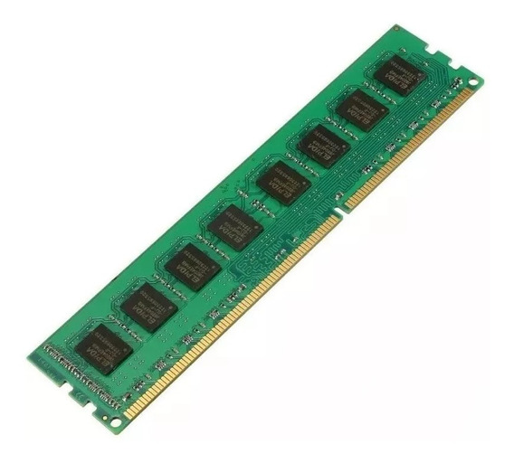 Memoria Ram Pc Ddr3 2gb 1333 Kingston Abasto