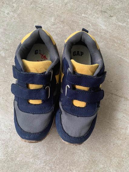 Zapatillas Gap Talle 9 Niño Sin Uso