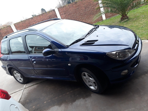 Peugeot 206 1.6 Sw Xt Premium 2006