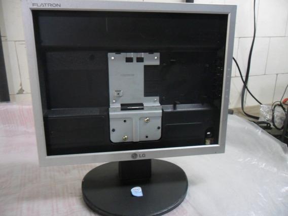Gabinete Do Monitor Lg Flatron L1552s - Com Base