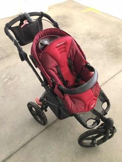 Carrinho De Bebê High Trek Robin Bebé Confort