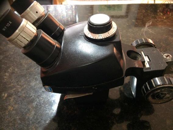 Lupa Leica/bauch Para Eletronica/circuitos/microscopios