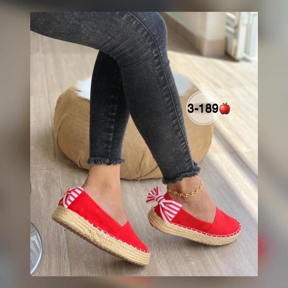 Zapatos Casual Para Dama Moda Colombiana