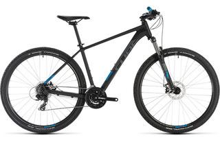 Bicicleta Cube Aim R29 24 Altus + Suntour + Freno Hidraulico