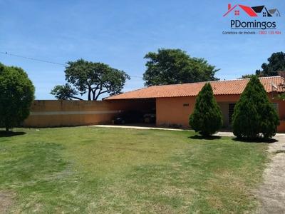 Casa Com Terreno De 420,00 M² De Esquina No Parque Bandeirantes I, Em Nova Veneza, Em Sumaré - Sp!!! - Ca00658 - 33188586