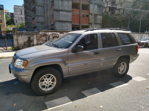Jeep Grand Cherokee 2003 4.7 V8 Limited Automática