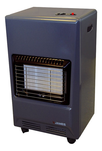 Estufa A Gas James F100m Infrarrojos 3 Niveles Potencia Nnet