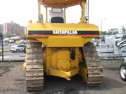 Bulldozer Caterpillar D6h Año 1987