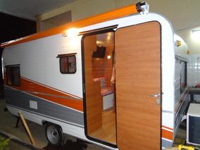 Casas Rodantes Leones Modelo 4.50 X 210 Full