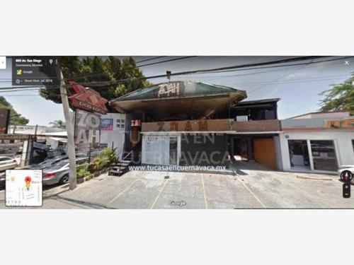 Imagen 1 de 4 de Renta Local 1 Terreno En Renta Sobre Av San Diego En Cuernavaca Zona Dorada