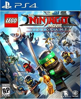 El Videojuego De Video Lego Ninjago Playstation 4