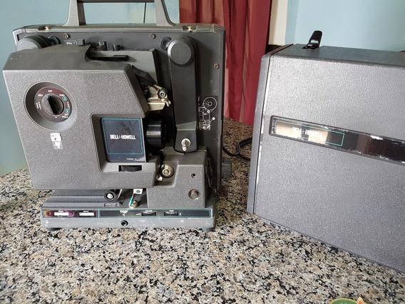 Projetor Bell Howell 2092 16mm Filmosound Antigo Funcionando