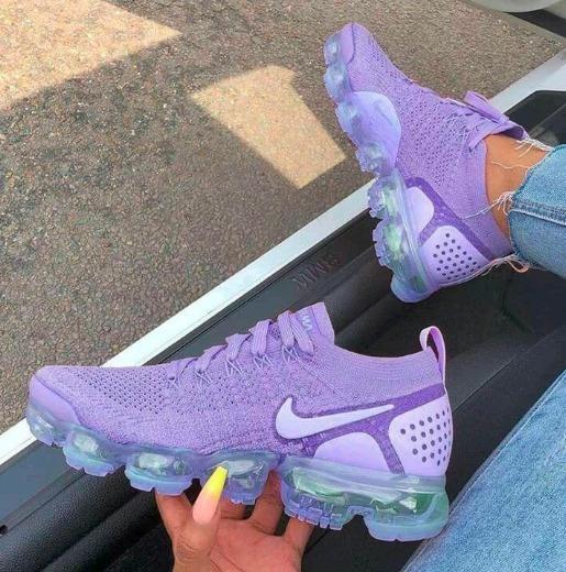 Tenis Nike Vapormax 3.0 Lilas Feminino Original Lançamento