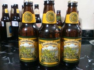 Cerveza Sierra Nevada Otra Ves Importada Usa ,ret X Ferro