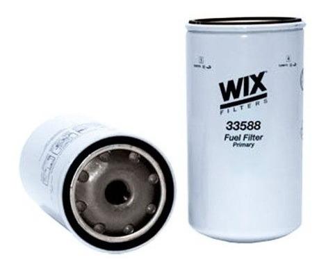 33588 Filtro Combustible F3588 Bf7656 P554470 Ff5381 Wp8049