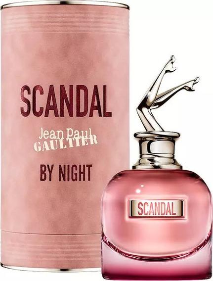 Scandal By Night Jean Paul Gaultier Eau De Parfum 80ml