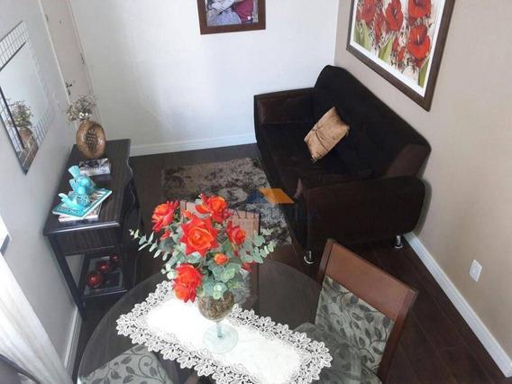 Apartamento Residencial À Venda, Jardim Do Lago, Limeira. - Ap0129