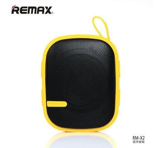 Parlante Remax X2 Bluetooth Micro Sd Correa Radio Fm Celular
