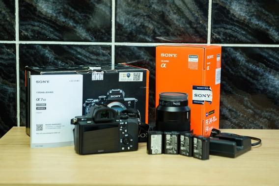 Sony 7s2 + Lente 24x70 Mm F4 Zeiss
