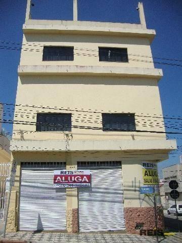 Imagem 1 de 8 de Salão Para Alugar, 50 M² Por R$ 1.000,00/mês - Centro - Sorocaba/sp - Sl0018
