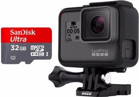 Câmera Gopro Hero 5 Black Wifi/bluetooth 2 + 32gb Classe10