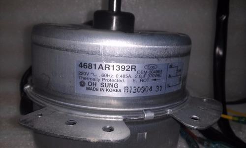 Motor Fan Condensador Split 4681ar1392r 12000y 18000 Btu